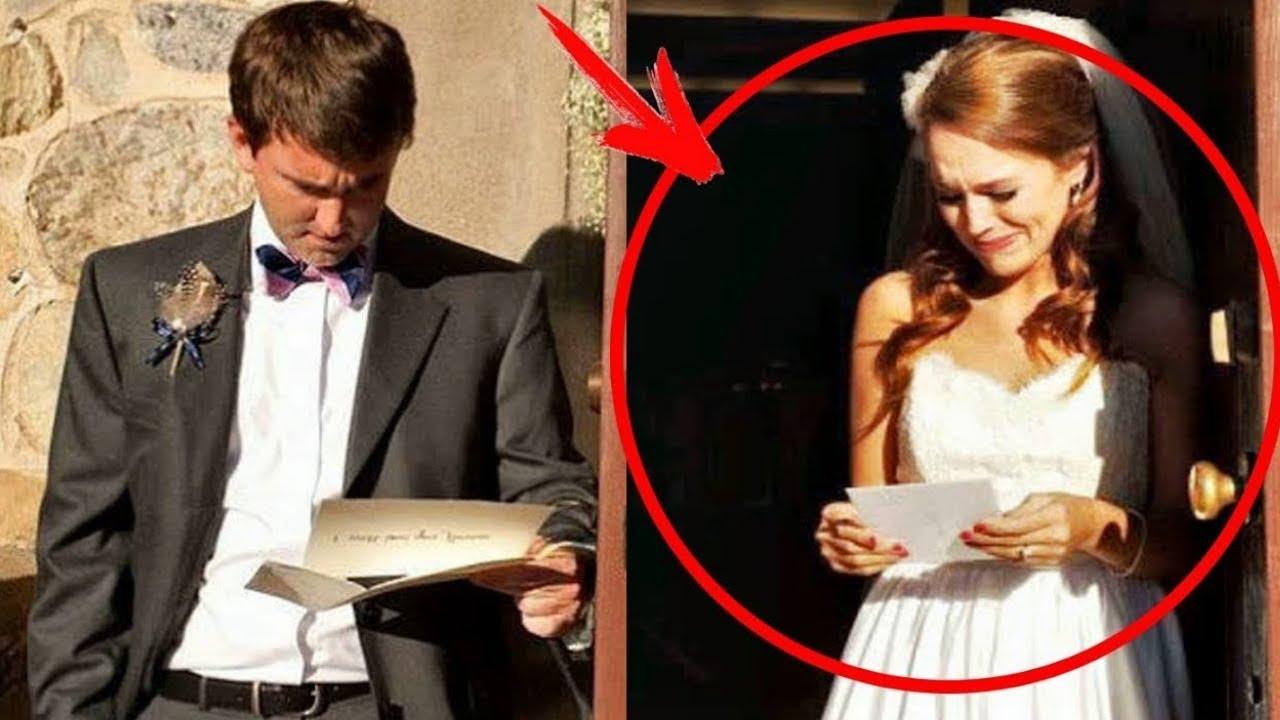 Noivo Descobriu Que Sua Noiva Estava Lhe Traindo. No Dia Do Casamento, Ele Ensinou Uma Lição A Ela