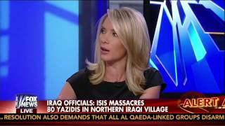 Dana Perino's SOund CUT OFF As She Curses at Bob Beckel!!
