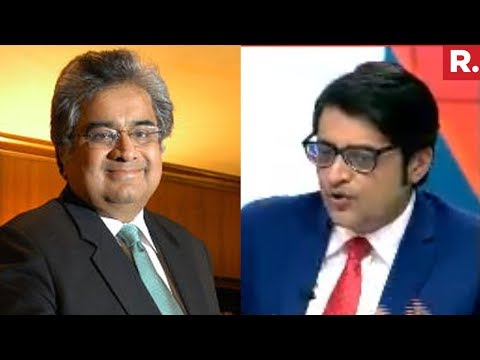 Harish Salve, Former Solicitor General Speaks To Arnab Goswami | Karnataka Elections 2018