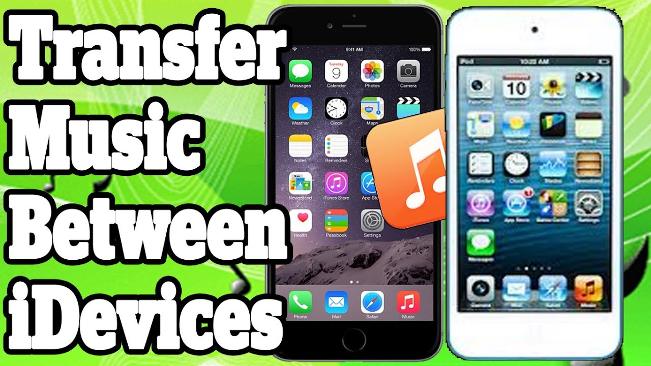 Method 2: How to Transfer Music from iPhone to iPhone with iTunes