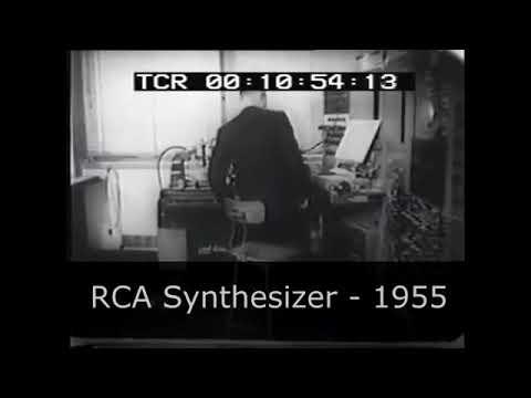 La evolucion de la música electrónica  1955-2017 mix lo mejor de
