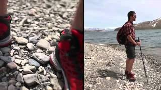 The North Face Footwear   Go Further with The Havoc GTX XCR® Hiking Shoes   YouTube Thumbnail
