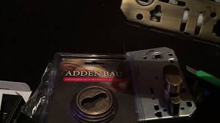 видео Дверная фурнитура Genesis