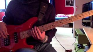 The Roots (Ft. Joanna Newsom & STS) Right On (Bass Cover)
