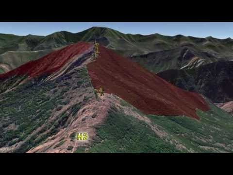1994 South Canyon Fire on Storm King Mountain