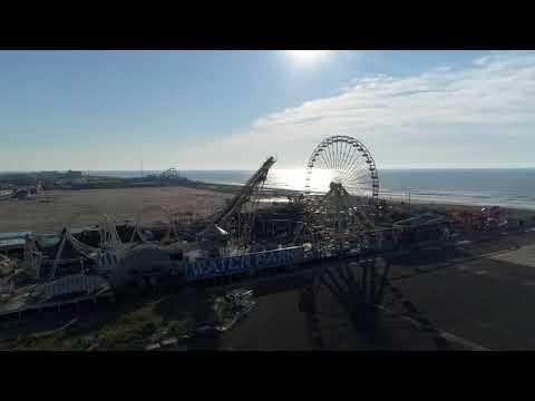 Wildwood drone flight 2017