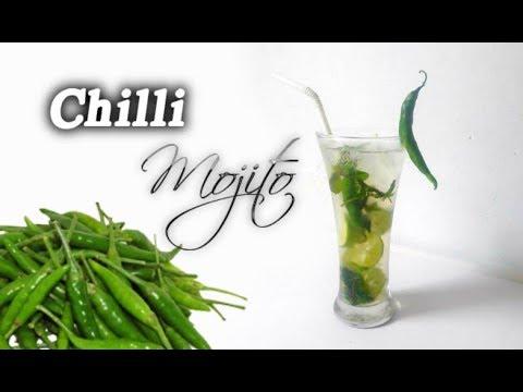 Chilli Mojito   Non-alcoholic   Asian Mocktail (Mojito)