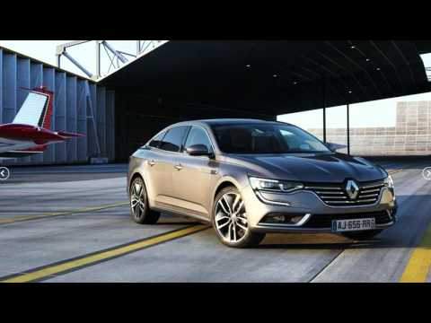 Renault has brought to Frankfurt newest family of Talisman - 2015 !