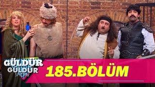 Güldür Güldür Show 185.Bölüm (Tek Parça Full HD)