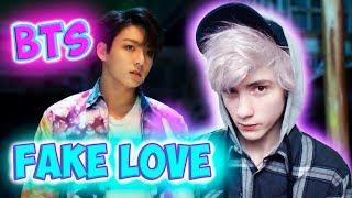 BTS (방탄소년단) 'FAKE LOVE' Official Teaser 1 Реакция | ibighit | Реакция на BTS FAKE LOVE