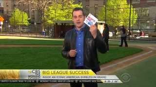 CBS This Morning Feaтures Big League Chew