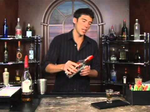 How To Make The Spark Plug Mixed Drink