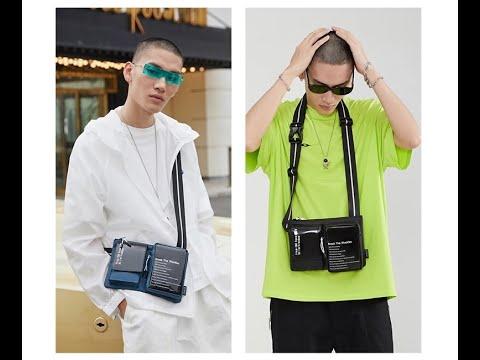 Fashion Fanny Pack Cross body Shoulder Bag For Girls Boys