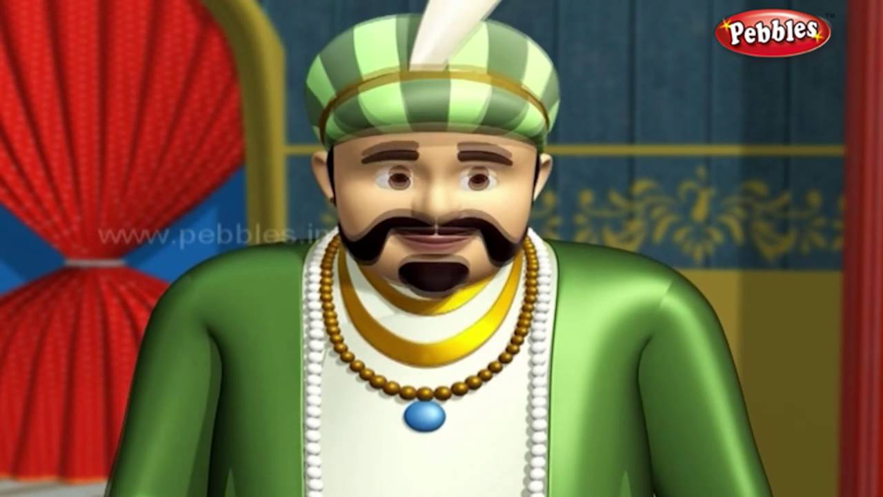 हिंदी कहानी | 3D Birbal Moral Stories For Kids in Hindi | Akbar Birbal Stories