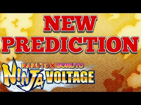 Prediction : STAT CARDS!    - Naruto x Boruto Ninja Voltage
