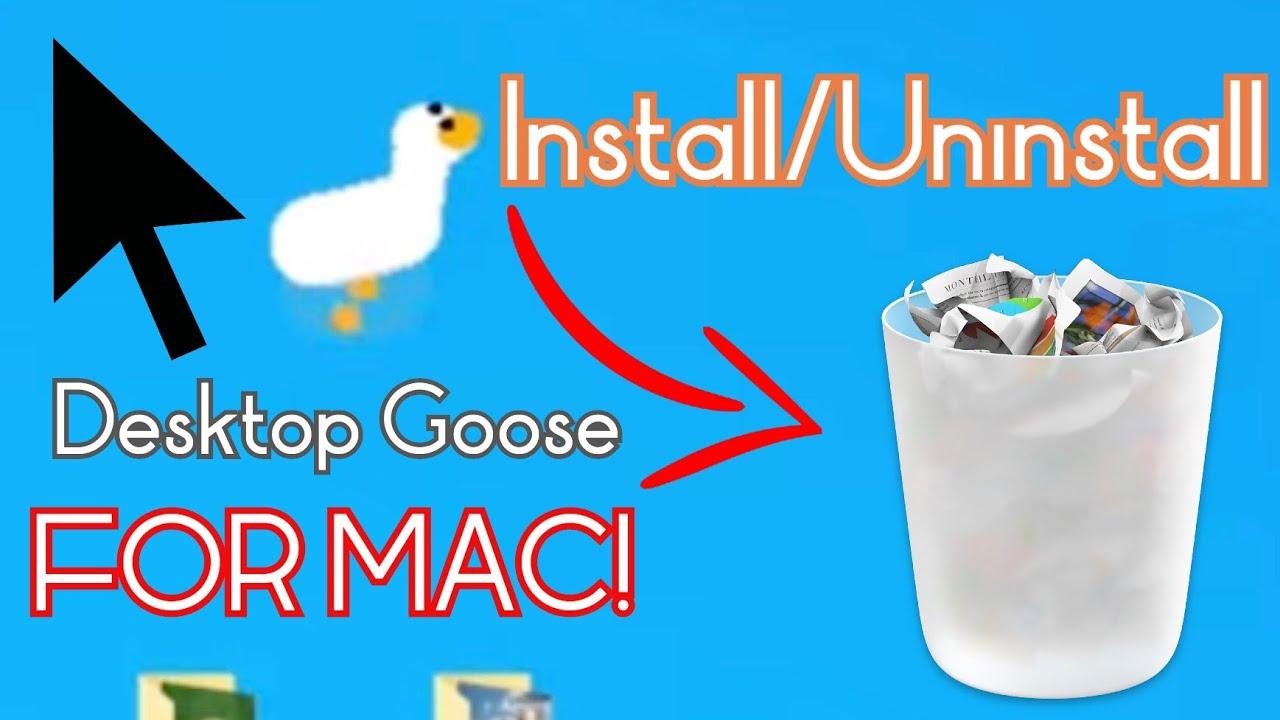 Desktop Goose Review Gamesnort Com