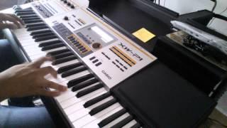 Verdilac - Organ Cover - The Doors (Full Circle)