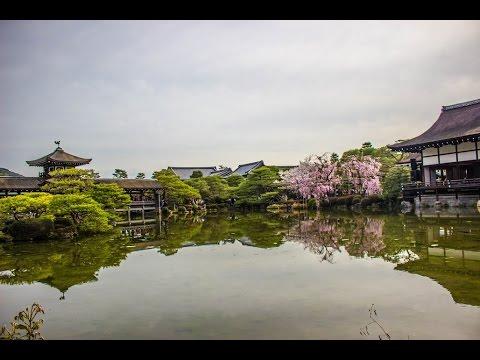 平安神宮 神苑 京都 / Heian Jingu Shrine Shinen Garden Kyoto / 헤이안 신궁 교토