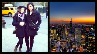 NEW YORK CITY W/ INGRID! Thumbnail