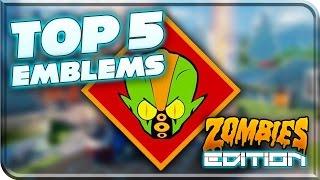 Top 5 Custom Emblems Infinite Warfare