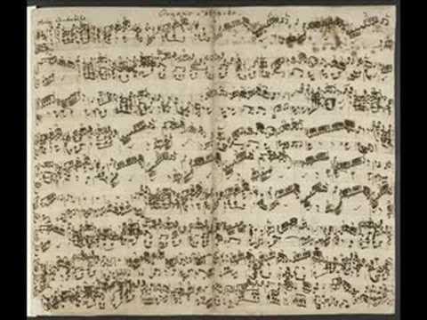 JWHassler/Haessler - Keyboard Sonata In A Minor (NOT WFBach)