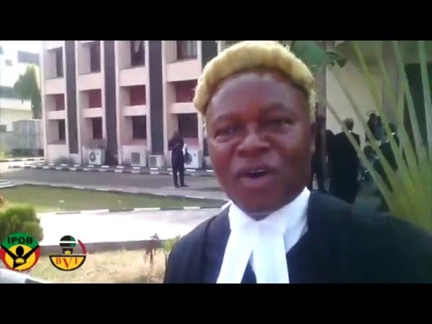 BIAFRA HEAD FOR INTERNATIONAL COURT OF JUSTICE