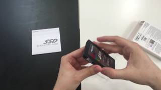 Budget SSD: ADATA SP550 - unboxing and first impressions