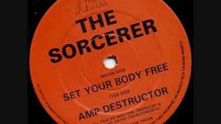 Dave Charlesworth (The Sorcerer) - Set Your Body Free