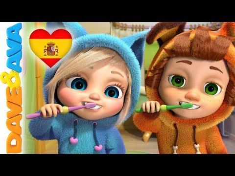 💞 Canciones Infantiles    Videos para Bebés   Dave y Ava 💞