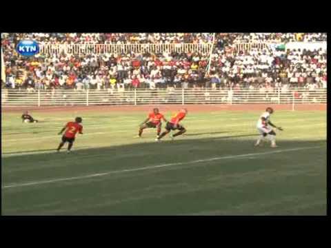 Harambee Stars beat Angola