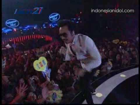 Nidji - Ku Takkan Bisa [ Grand Final Igo,Citra ] Indonesian Idol 2010