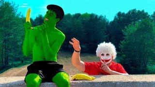 Hulk VS Joker
