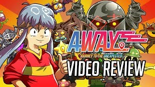 Away: Journey To The Unexpected (Review) - Gggmanlives