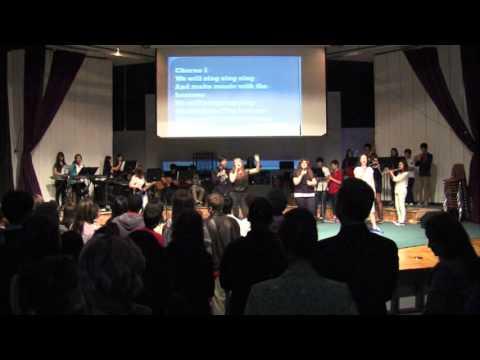 2013 Praise & Worship - Korean Chapel at Northwood Temple Academy