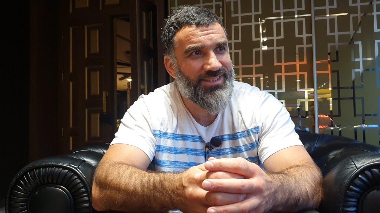 Интервью Бозигита Атаева: ХАБИБ, ФЕДОР, Оверим, ВОЛК ХАН и деньги