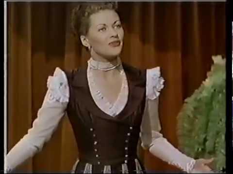 Yvonne De Carlo--Clancy Lowered the Boom, 1949