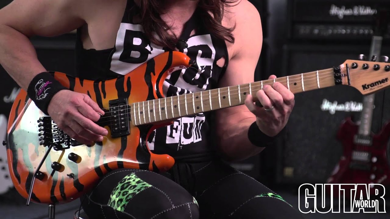 satchel from steel panther lesson keeping your chops razor sharp youtube. Black Bedroom Furniture Sets. Home Design Ideas