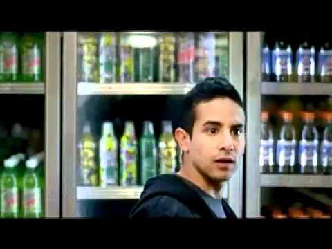 Mountain Dew Green Label Art 2008 Commercial