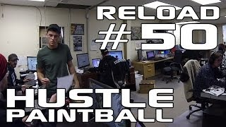 The Hustle Reload #50 - Caleb is our 1st victim of the year.. Month long prank!
