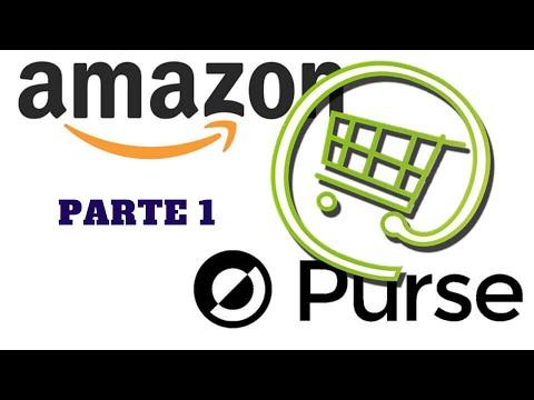 COMO CAMBIAR TUS GIFTCARD DE AMAZON POR BITCOIN A TRAVÉS DE PURSE 2021 PARTE 1