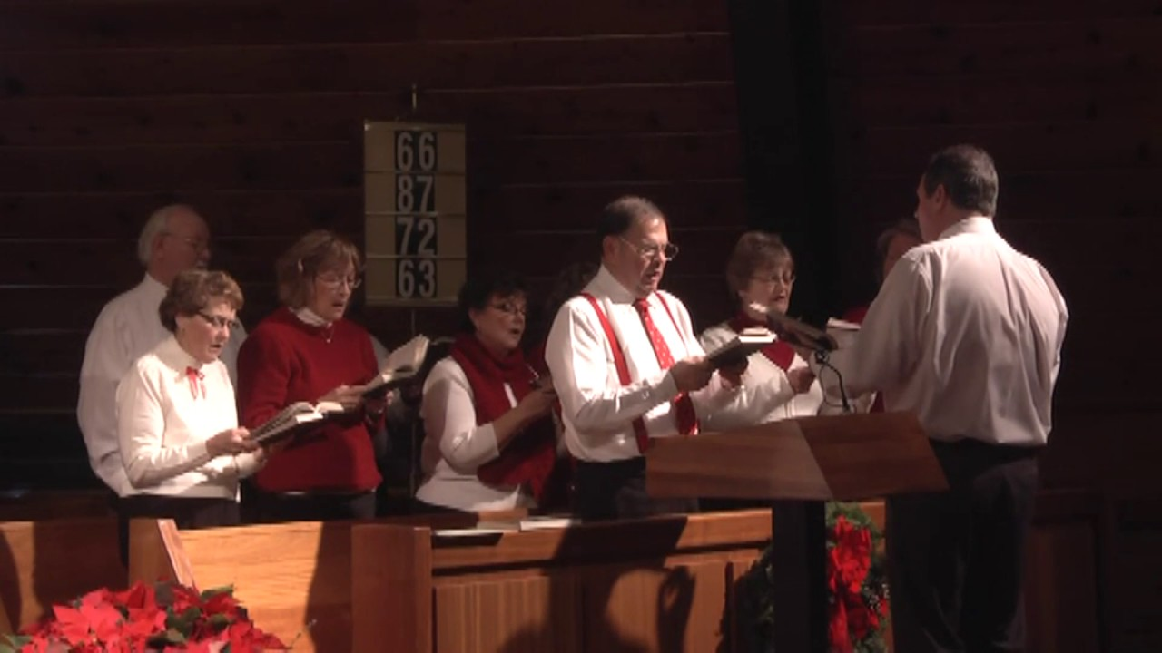 Sacred Heart Christmas Eve  12-24-12