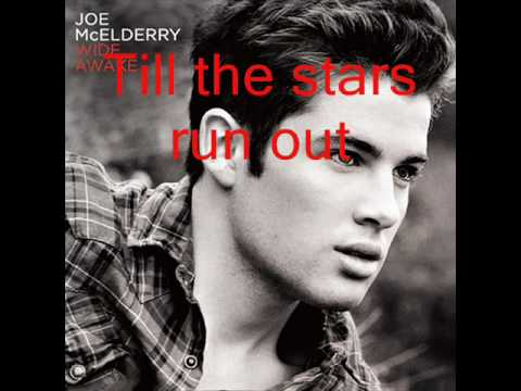 Клип Joe McElderry - Until The Stars Run Out