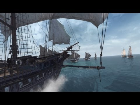 The Sea Wolves (Full Sync) - Assassins Creed III Privateer Contract