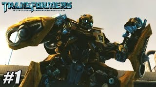 Transformers Revenge of the Fallen - Xbox 360 / PS3 Gameplay Playthrough - Autobot PART 1