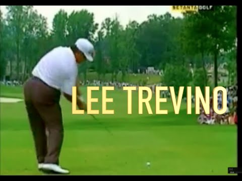 LEE TREVINO SWING ANALYSIS