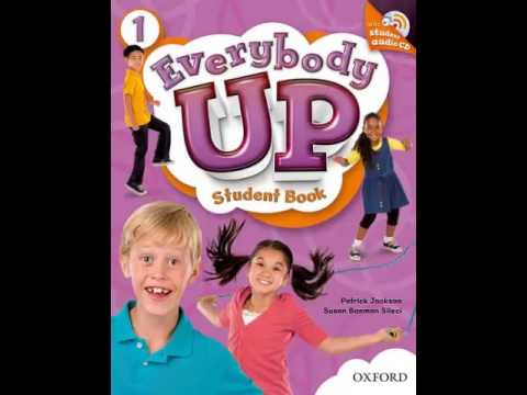 Everybody Up 1 Student Audio CD