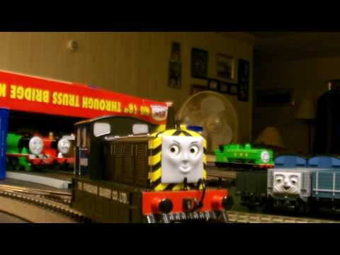 Thomas Character Profiles: Mavis the Quarry Diesel