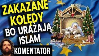 Kolędy Ocenzurowane w Wielkiej Brytanii bo Urażały Islam - Analiza Komentator Święta Pieniądze Film