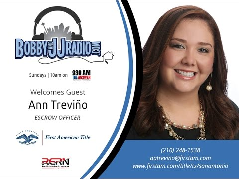 What is an Escrow Agent? (with Ann Trevino of First American Title)