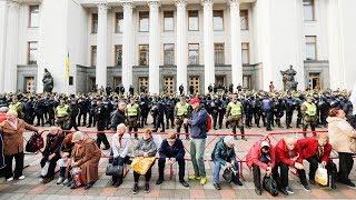 Протестующие в Киеве требуют принять законы немедленно | НОВОСТИ